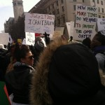 police violence march pic2